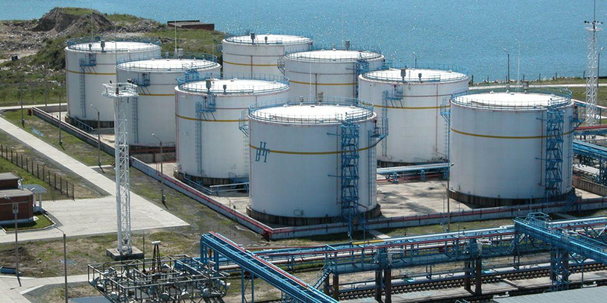ЭПБ на объектах нефтепродуктообеспечения (Э8ЗС)