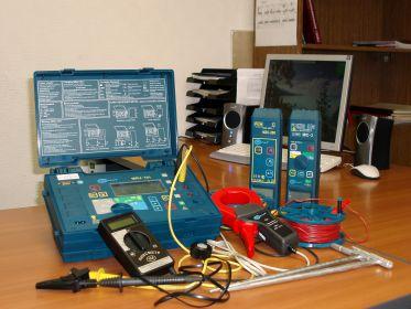 Лаборатория электротехнических измерений